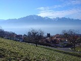 Villas vues panoramiques site résidentiel à Brent-Montreux