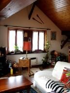 Appartement avec magnifique vue sur le Jura à Bretigny