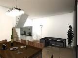 Appartement duplex en attique sur plan à Grandvaux