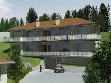 Appartement sur plan vue exceptionnelle Lavaux à Grandvaux