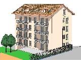 Appartements au coeur de la ville de Lausanne, à proximité du calme et du,charme des parcs de l'Hermitage et du Bois de Sauvabelin, la,résidence ORC...