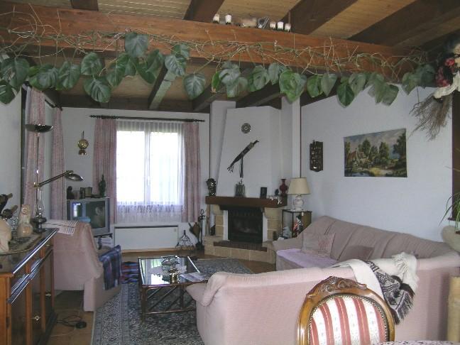 Maison mitoyenne bioley orjulaz pr s lausanne achat for Achat maison suisse romande